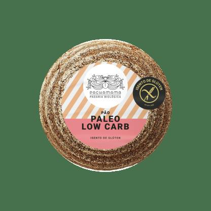 Pão Paleo Low Carb