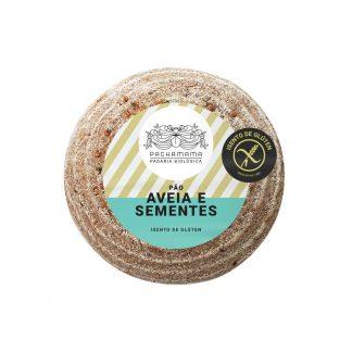 Pão Aveia e Sementes